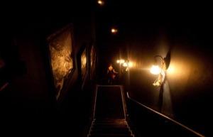 Sleep No More Stairway
